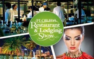 Visit our booth (1854) at the Florida Food & Lodging Show