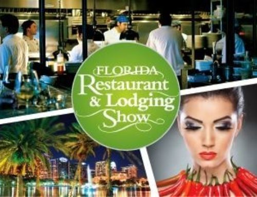 Complimentary admission for you to the Florida Restaurant & Lodging Show